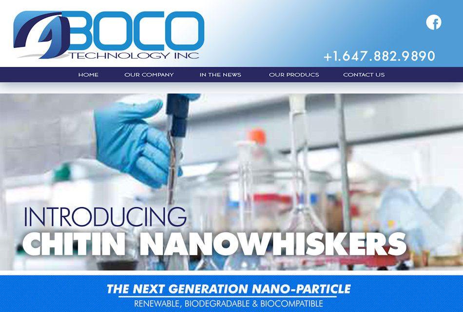 Divi Theme Example – Boco Technology Inc.