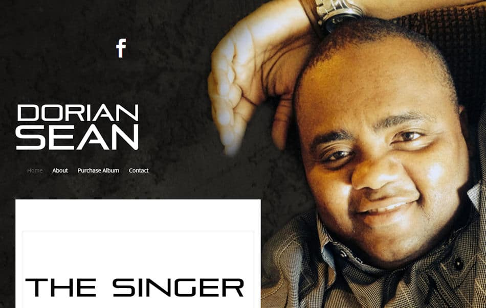 Dorian Sean – Writer and Singer