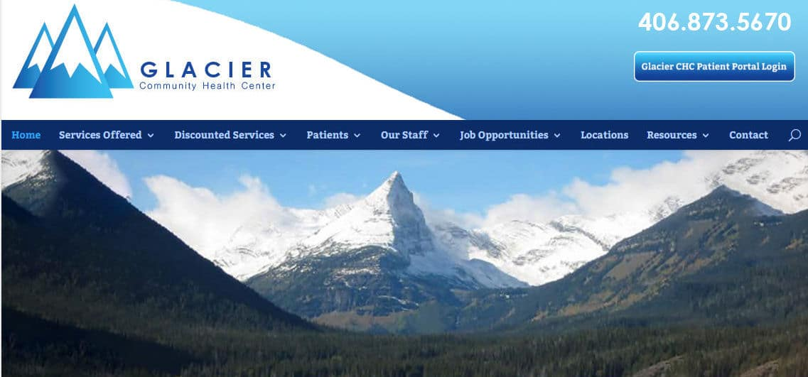 Glacier Community Health Center