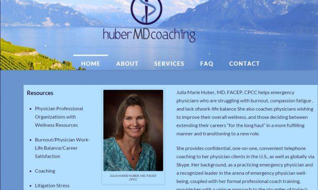 Huber MD Coaching