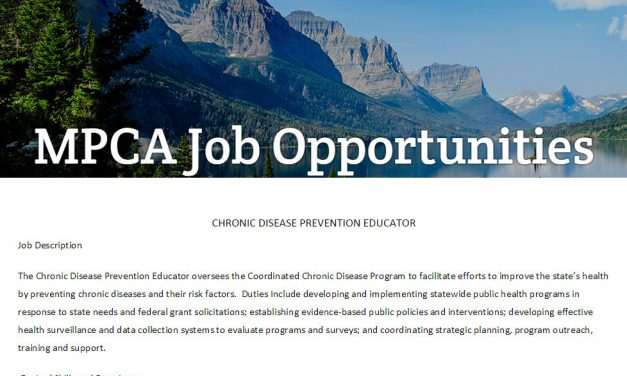 Montana Primary Care Association – Job Board