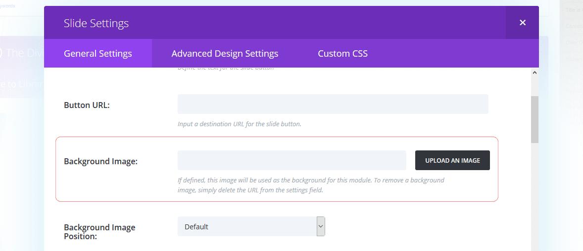 How to make the Divi full-width slider responsive