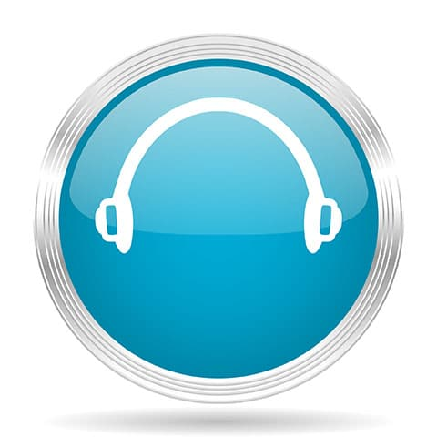 web development solutions for a headphone website