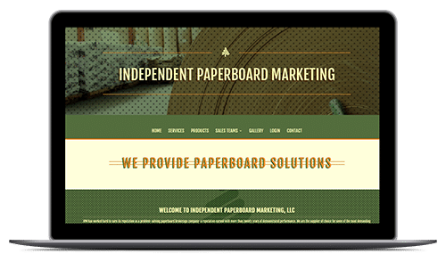 WordPress Website Designed by Innovative Solutions Group