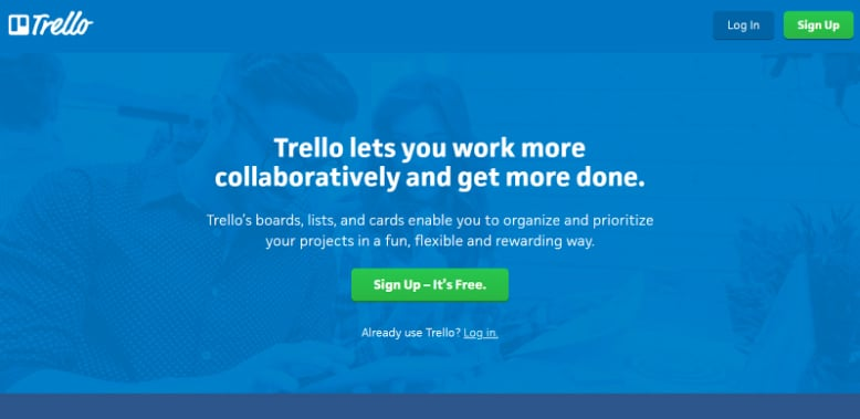 Trello - Project Management Software